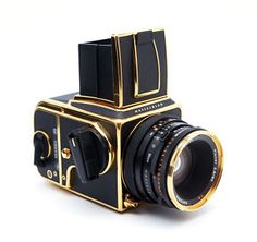 Hasselblad 30 Year Gold Exclusive 500C/M 500CM Outfit