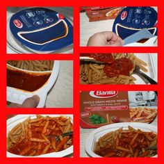 Healthier Barilla Microwave Meals and Giveaway