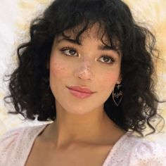Short Curly Hair, Curly Bob, Curly Hair Styles, Midnight Hair, Face Care Tips, Black Art Pictures, Braids With Curls, Fashion Background, Wavy Bobs