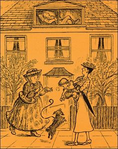 Mary Poppins from A to Z -  written by P.L. Travers,  illustrated by Mary Shepard (1962)