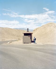 Cathy_USA_lady walking into toilet block Death Valley Vice Magazine, Death Valley, Monument Valley, Places To Visit, California, American Dreams, Beach, Water, Book 1