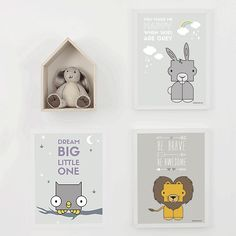 Nursery decor. Baby gift ideas. abcanimals.cool