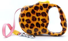 Bellus 10FT Retractable Dog Leash, Animal Print Great For Small Dogs Up To 30lbs -- To view further for this item, visit the image link. (This is an affiliate link and I receive a commission for the sales)