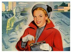 Science Lightens Her Load | by paul.malon