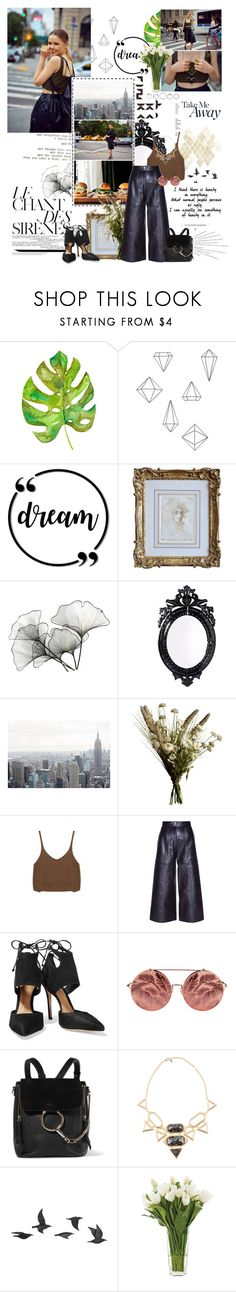 """""""don't tell me you need me; if you don't believe it; so let me know the truth; before i dive right into you."""" by youarebeautifulmydarling ❤ liked on Polyvore featuring Umbra, River Cottage Gardens, Belle Maison, Abigail Ahern, Yves Saint Laurent, Schutz, Matthew Williamson, Chloé, Isharya and Jayson Home"""