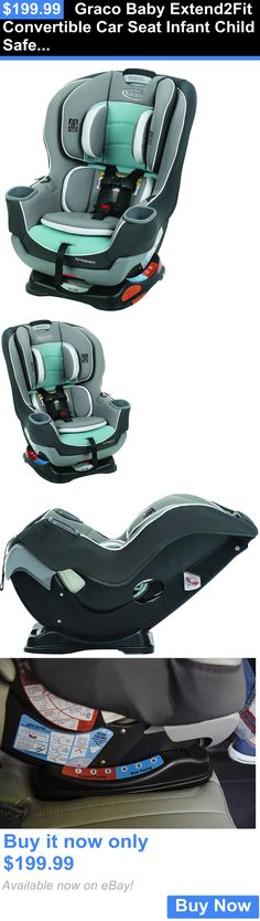 Baby: Graco Baby Extend2fit Convertible Car Seat Infant Child Safety Spire New BUY IT NOW ONLY: $199.99