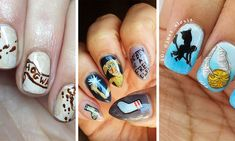 15 Harry Potter nail art designs that are seriously magical