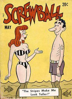 GCD :: Cover :: Screwball #v7#6