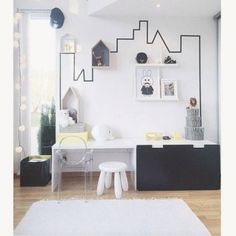 20 Precious Galerij Van Kinderspeelhoek Woonkamer | Forolatino Best Resume Template, Beautiful Color Combinations, Office Desk, Furniture, Home Decor, Design, Van, Google, Kids