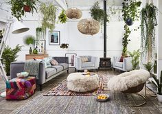 The Eclectibles look is inspired by both Scandi style and South American influences for a bohemian appeal.