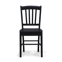 Tio Chaise noire