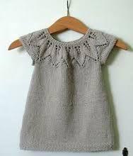 Resultado de imagen para knitting baby dress canesu