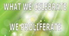 Soul Based Life: Proliferate!