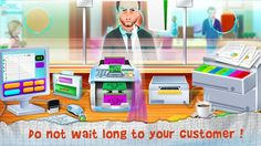 Bank Manager & Cashier v1.2 [Mod Money]   Bank Manager & Cashier v1.2 [Mod Money]Requirements:2.3 and upOverview:Welcome to our newest time management game for kids as they have handled enough customers at supermarket cash register and even have manage different customers as supermarket manager.  Now its time to play the role of a cashier & manager at bank. Kids love to act like adults and what could be better than handling cash paying utility bills cashing a check. Bank Manager & Cashier…