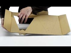 iPap is a functional cardboard tablet stand designed by Sebastiano Ercoli and Alessandro Garlandini. You can do it yourself reusing a corrugated cardboard packaging thanks to this video and the template. This is an easy way to solve a daily problem with a material sustainable by nature.  Don't miss the next video, look for them on www.comieco.org. You can create other objects reusing a paper or cardboard packaging. Watch the video and download templates to create your own objects.
