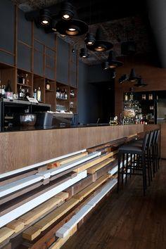 Bohema Restaurant by DesignBureau