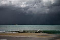 storm in darkwood beach, antigua