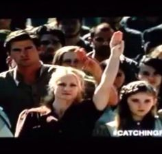 Katniss's mom!! / Hunger Games / Catching Fire / Prim / Gale