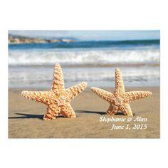 #weddinginvitation #weddinginvitations (Starfish Couple Beach Wedding Invitation) #Beach #BeachTheme #BeachWedding #Blue #BlueTheme #Brown #BrownTheme #Celebration #Coastline #Couple #Destination #DestinationWedding #DestinationWeddings #Dlgray #Event #Love #Marriage #Occasion #Ocean #OceanTheme #Photo #Rocks #Romance #Romantic #Sand #Seascape #Shore #Starfish #StarfishCouple #StarfishCoupleOnTheBeach #Waves #Wedding #Weddings is available on Custom Unique Wedding Invitations  store…