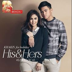 Dropping by bench later #juliabarretto #inigopascual #JulNigo