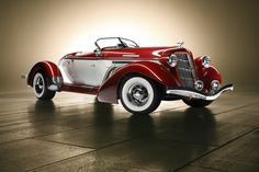 Auburn Speedster. Believe it or not, my wife's grandfather worked/sold one, many decades ago... (couldn't he have kept it for a future granddaughter??) ;)