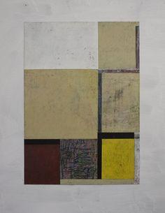 GERRY KEON: Artist - OILBAR ON PAPER WINTER 2012-13