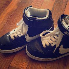 the latest 287fc 248a6 Nike Shoes   Nike Mogan Mid 2 Jr Skate. Boys Hi Top Sneaker   Color