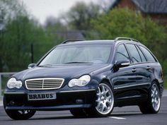 2004 Mercedes Benz C class wagon.