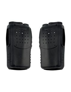 Lewong Rubber Soft Two-Way Radio Case Holster Protection for Baofeng BF-888s Pofung 888s Walkie Talkies(2 Pack) * Continue to the product at the image link.