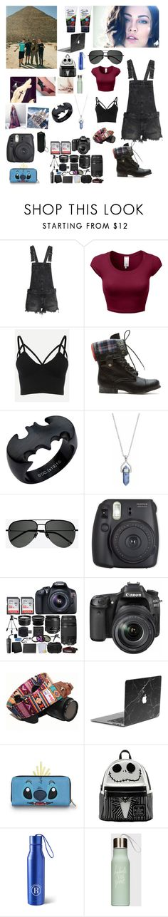 """""""With Elton,Colby,Sam, and Heath in Egypt"""" by zoesears ❤ liked on Polyvore featuring H&M, Healing Stone, Yves Saint Laurent and Eos"""