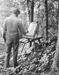 At Work: Fairfield Porter, 1907-1975.
