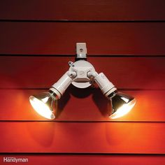 Like anything that lives outdoors, your outdoor light fixtures get dirty. Get in the habit of cleaning and inspecting your outdoor lights once a year, especially checking for any pest nests. The heat provided by outdoor lights makes an ideal environment for mice and other rodents.