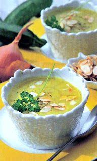 vcielkaisr-mojerecepty: Cukinová polievka