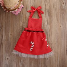 HOT Sale Cute Newborn Baby Girl Dress Tulle Tutu Striped Christmas Outfits Costume 0 18M-in Dresses from Mother & Kids on Aliexpress.com   Alibaba Group