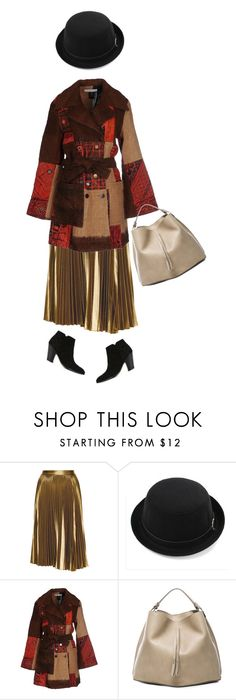 """""""Untitled #2161"""" by misnik ❤ liked on Polyvore featuring A.L.C., Maison Margiela, Giuseppe Zanotti, women's clothing, women, female, woman, misses, juniors and casual"""
