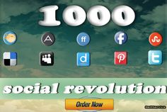 reitservice: manually do 1000  Social Signals in 10 most popular social networks UP to PR10 for $5, on fiverr.com