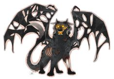 Spoopy: Castle Cats Contest Entry by Soals on DeviantArt Demon Dog, Cool Drawings, Bowser, Wolf, Moose Art, Castle, Creatures, Deviantart, Animals