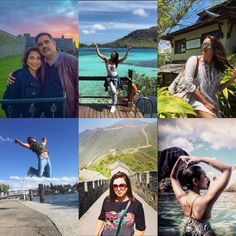 Here are a few of our #Bollywood celebrities love to travel to enrich their mind,body,soul! #WorldTourismDay #Glamoursaga
