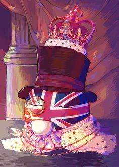 Hetalia, History Jokes, Royal Tea, Mundo Comic, Fanart, Human Art, Country Art, Great Britain, Cartoon