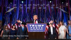Donald J. Trump won the presidency by riding an enormous wave of support among white working-class voters. It was always a possibility, but it had looked highly unlikely. Hillary Clinton led in nea…