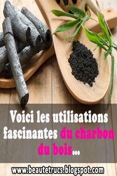 Voici les utilisations fascinantes du charbon du bois…#remèdes_naturels#trucs_et_astuces #santé_naturelle#santé_et_beauté Voici, Stuff Stuff, Natural Health, Health And Beauty, Natural Remedies