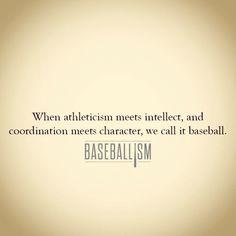 Baseballism...certainly NOT football:)