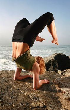 Yoga has been proven to relieve stress by using exercises that unify the mind, body, and spirit. : #yoga
