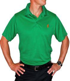 Ireland Shirt® - Kelly Green Irish Polo