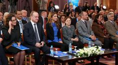 HM Queen Rania at the Regional Arab Development Forum