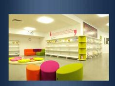 Children's Library Furniture & Interior Design by BCI.mp4 - YouTube