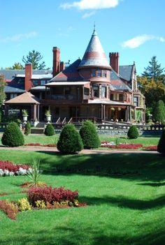 Sonnenberg Mansion, Canandaigua, NY