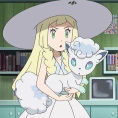 Pokemon | Sun & Moon | Episode 17 Pokemon People, All Pokemon, Cute Pokemon, Pokemon Team, Panda Anime Girl, Alolan Vulpix, Miraculous Ladybug Wallpaper, Gym Leaders, Sun Moon