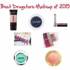 """Welcome back to """"Best Of 2015 Week""""! In today's post I'll be talking about my top drugstore makeup of the year!  Clickable link in bio.  #bestof #drugstoremakeup #drugstore #affordable #loreal #colourpop #nyx #milani #bbloggers #bblogger #beauty #beautiful #makeup #instabeauty #instamakeup #makeupaddict #makeuplovers #beautyblogger #beautybloggers #favorites by thebeautyisle"""