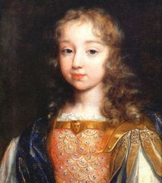 King Louis XIV of France Portrait at 8 years old by Philippe De Champaigne Louis Xiv, Philippe De Champaigne, Ludwig Xiv, Chateau Versailles, French Royalty, French History, European History, Queen Photos, French Revolution